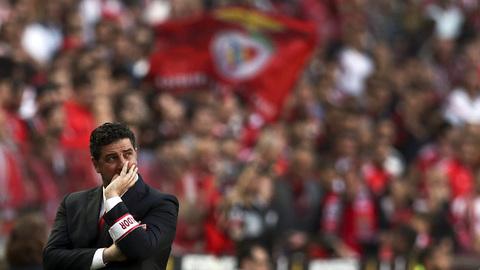 """Cesare Prandelli: """"Benfica pode ser uma das surpresas da Champions"""""""