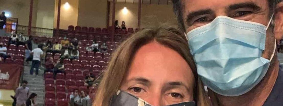 """Pedro Lima: """"Nunca pensei poder voltar a sentar-me tão cedo numa plateia"""""""