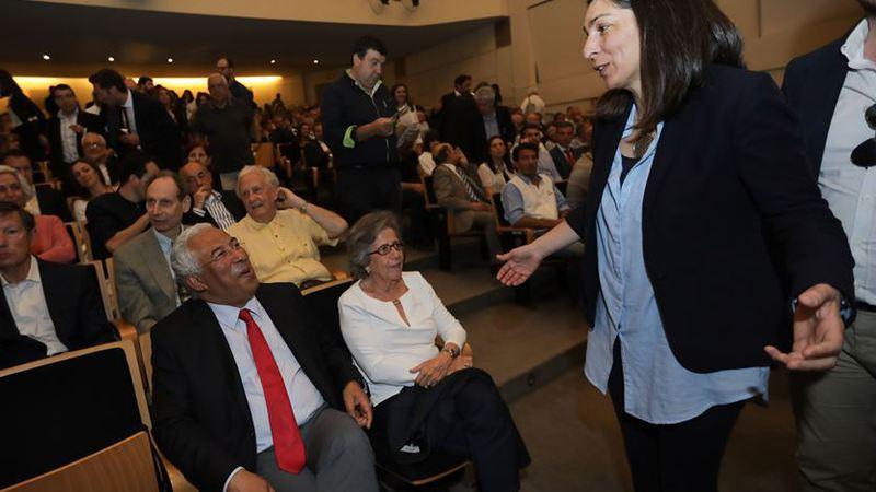 """António Costa. """"Ninguém substitui Mário Soares no seu lugar na história"""" da democracia"""