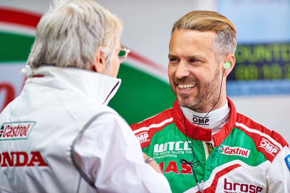 Automobilismo: Tiago Monteiro vai assistir à prova do WTCR em Vila Real