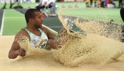 O salto de Nélson Évora rumo às medalhas