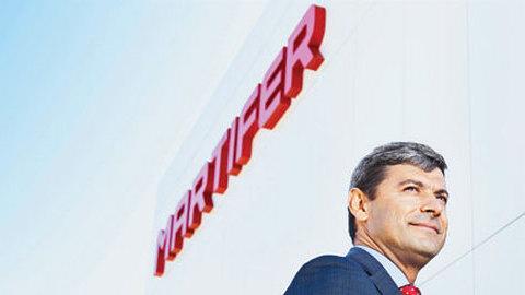 Martifer com prejuízos de 3,2 milhões de euros atribuíveis ao grupo