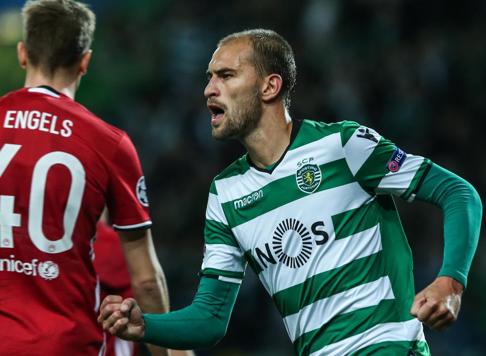 Sporting 3-1 Olympiacos. Bas Dost garante Liga Europa e mantém sonho de qualificação para os ´oitavos`