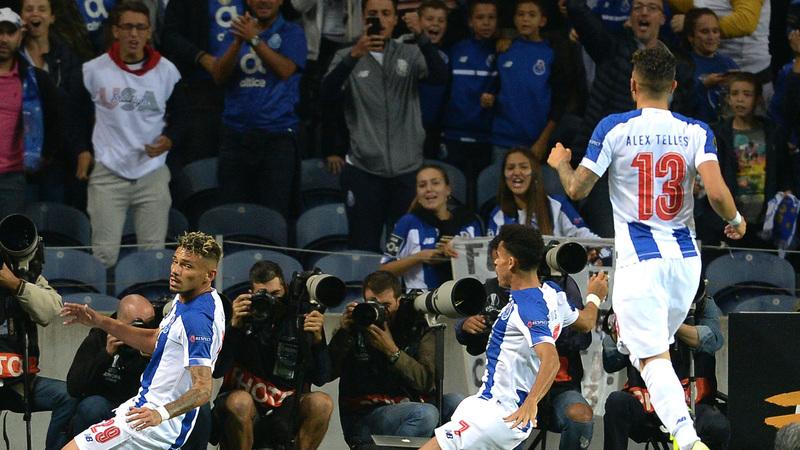Liga Europa: Soares bisa na vitória sofrida do FC Porto frente ao Young Boys