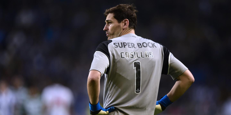 Vídeo: O golo do Portimonense passou por baixo das pernas de Casillas