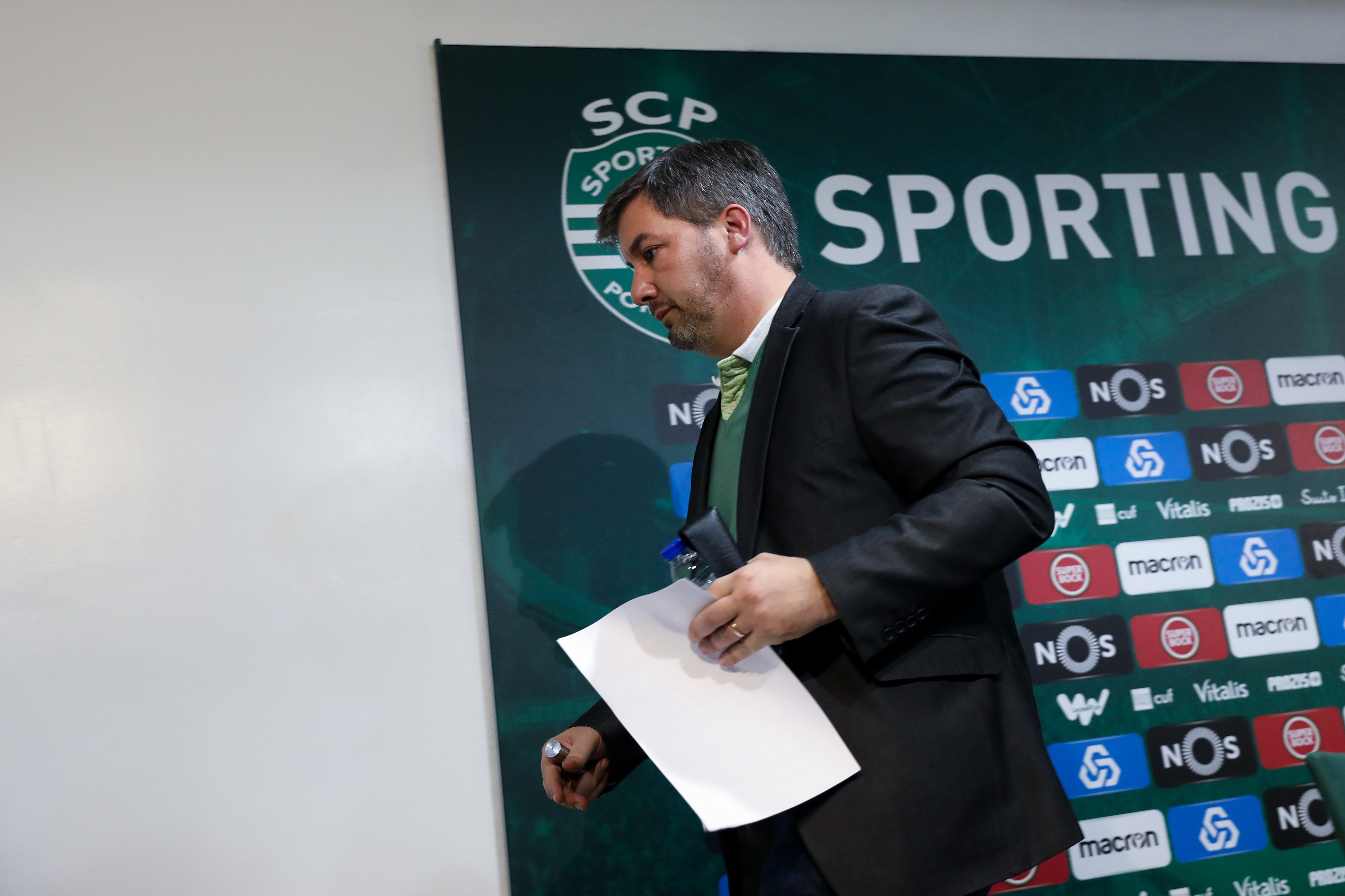 Bruno de Carvalho recebeu prémio extra de 100 mil euros