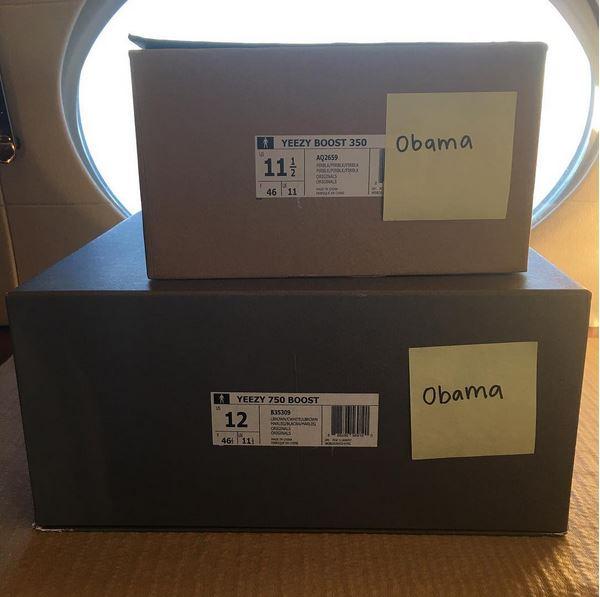Barack Obama faz discurso humorístico com Kanye West