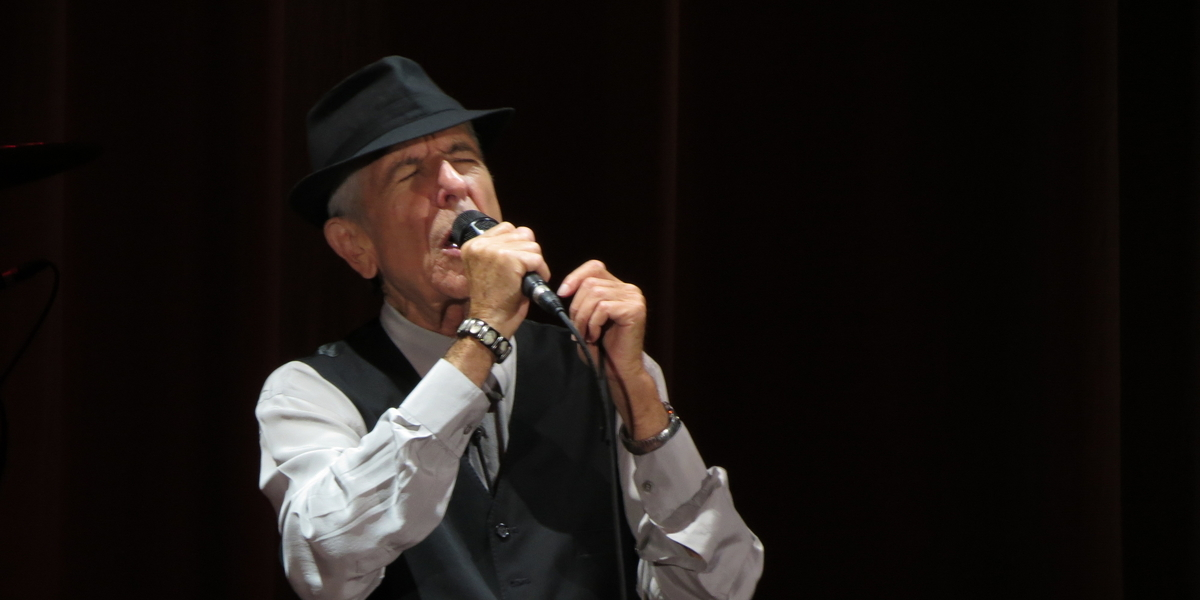 Leonard Cohen em dose tripla