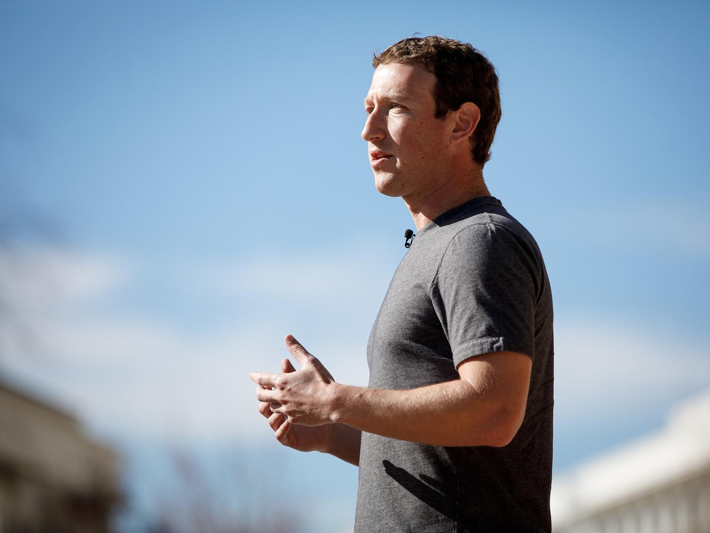 A realidade aumentada é o futuro do Facebook. E não é por acaso
