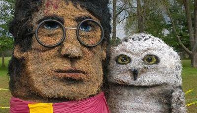Entre já em modo Halloween com estas esculturas inspiradas em personagens famosos