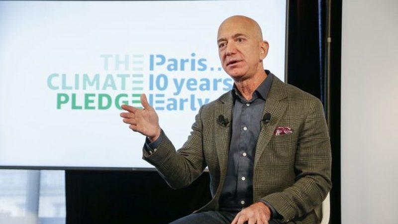 Jeff Bezos promete dez mil milhões de dólares para combater alterações climáticas