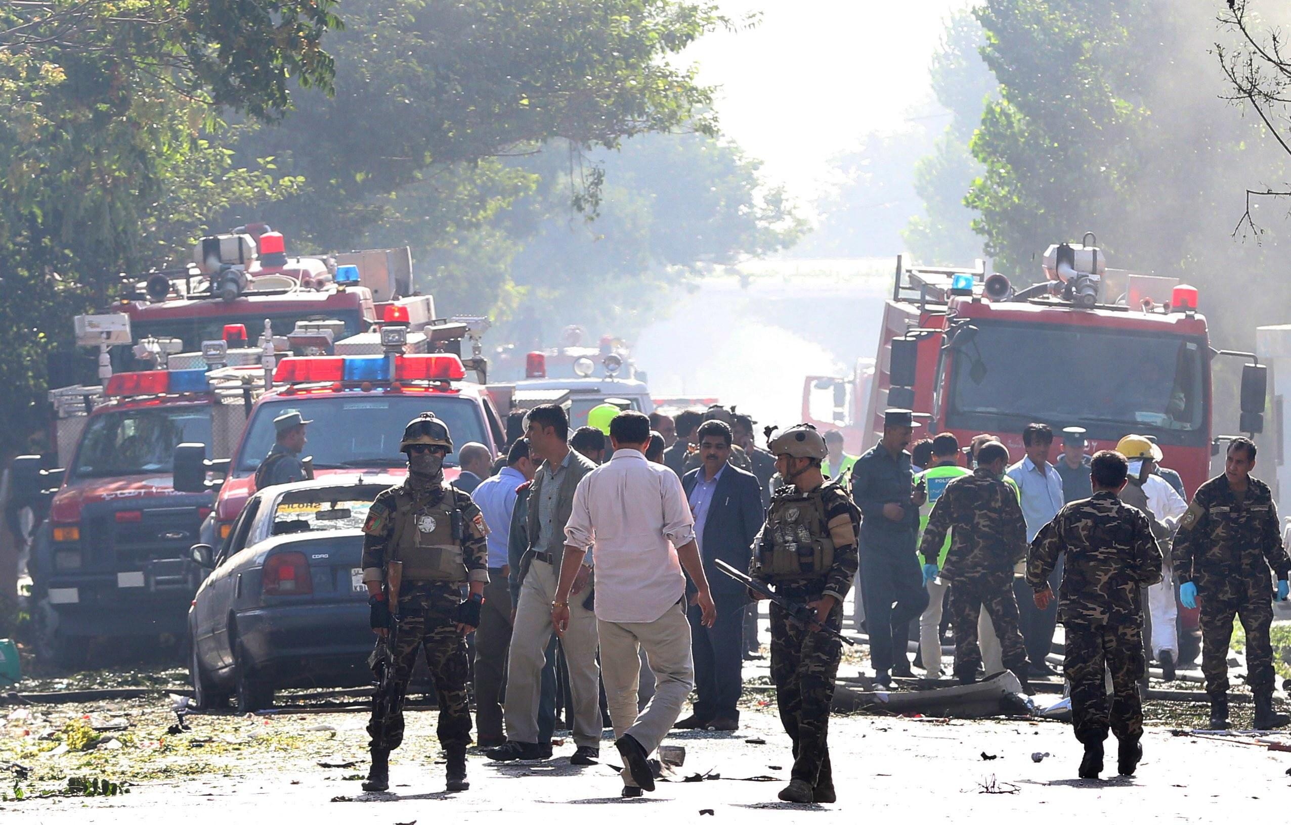 Afeganistão. Mais de 200 mortos em ataques desde terça-feira