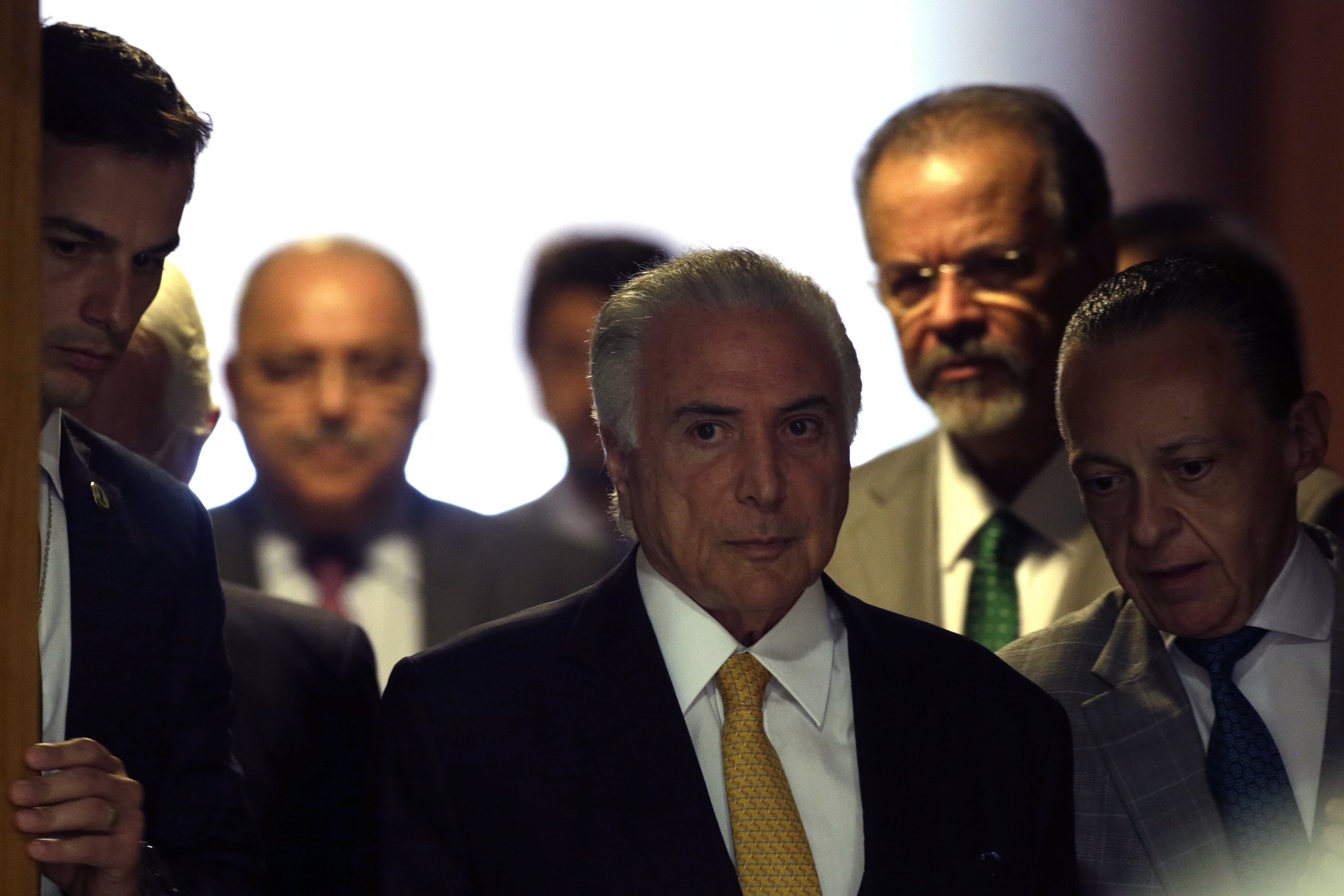 Presidente do Brasil anuncia criação de Ministério da Segurança Pública