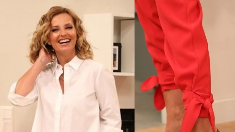 Cristina Ferreira está a fazer furor nas redes sociais com estas calças – saiba quanto custam!