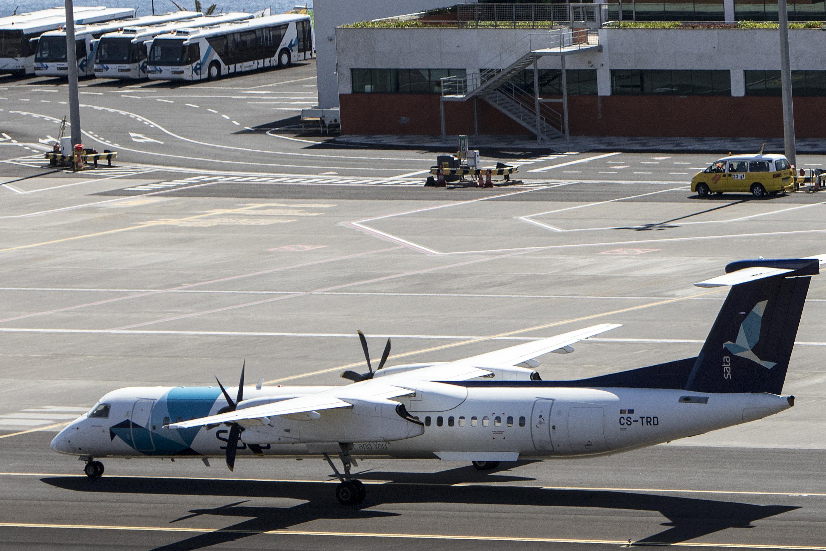Técnicos de manutenção da SATA Air Açores em greve entre 21 e 23 de dezembro