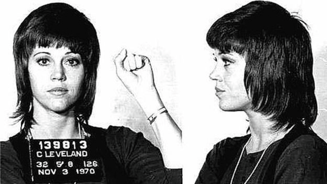 Jane Fonda contra o sistema