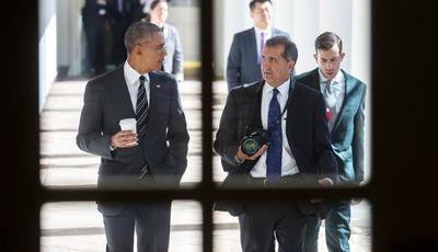 Hollywood vai fazer filme sobre o lusodescendente Pete Souza, fotógrafo oficial de Obama