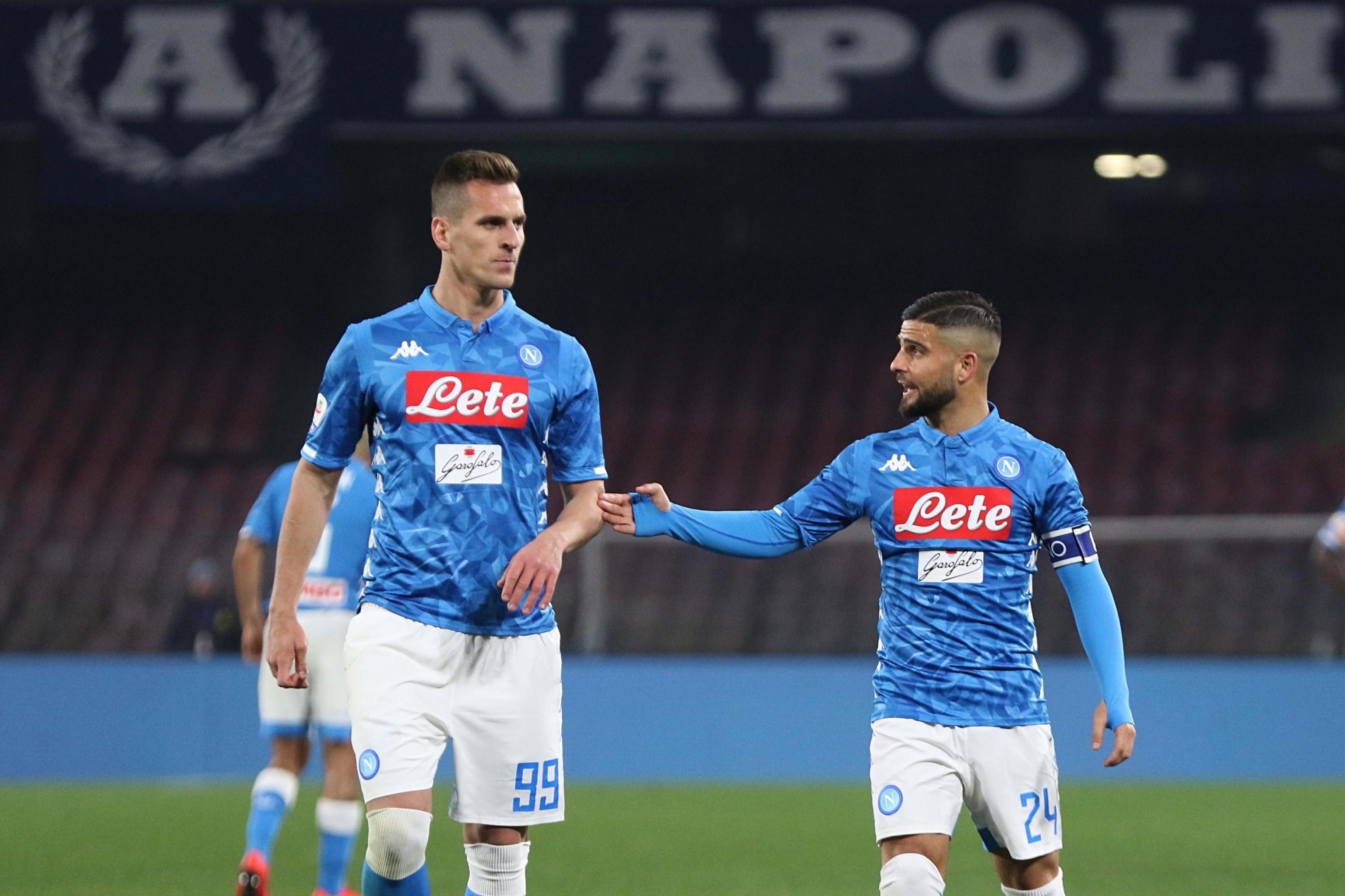 Nápoles empata e já está a 13 pontos da líder Juventus