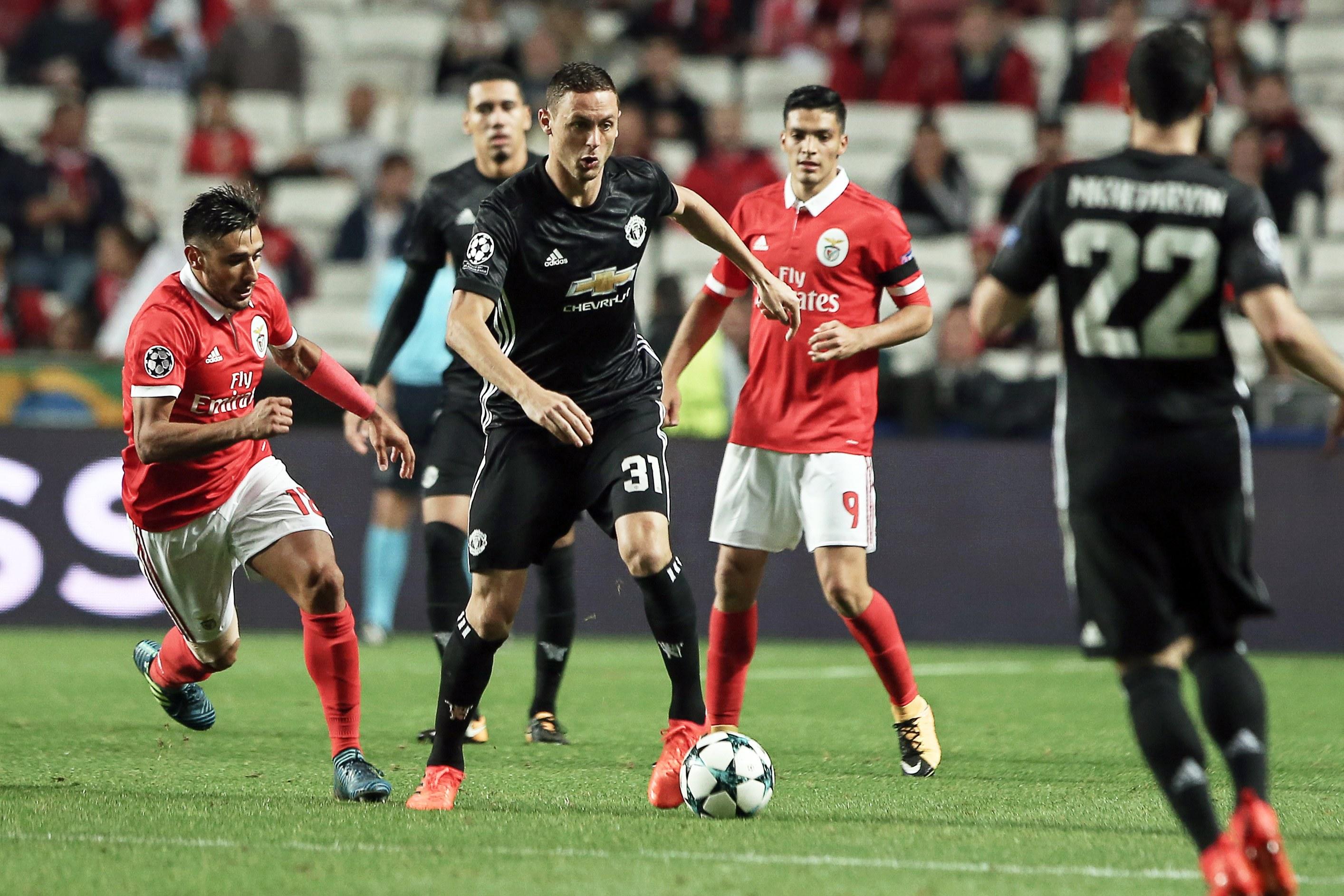 Noite europeia em revista: Derrotas 'normais' dos portugueses. 'Barça', PSG e United praticamente apurados