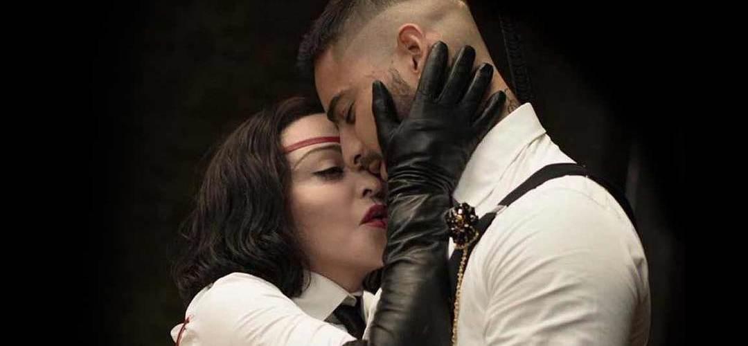 """Sexy e surreal"": Madonna lança novo videoclip ""latino"" com Maluma"