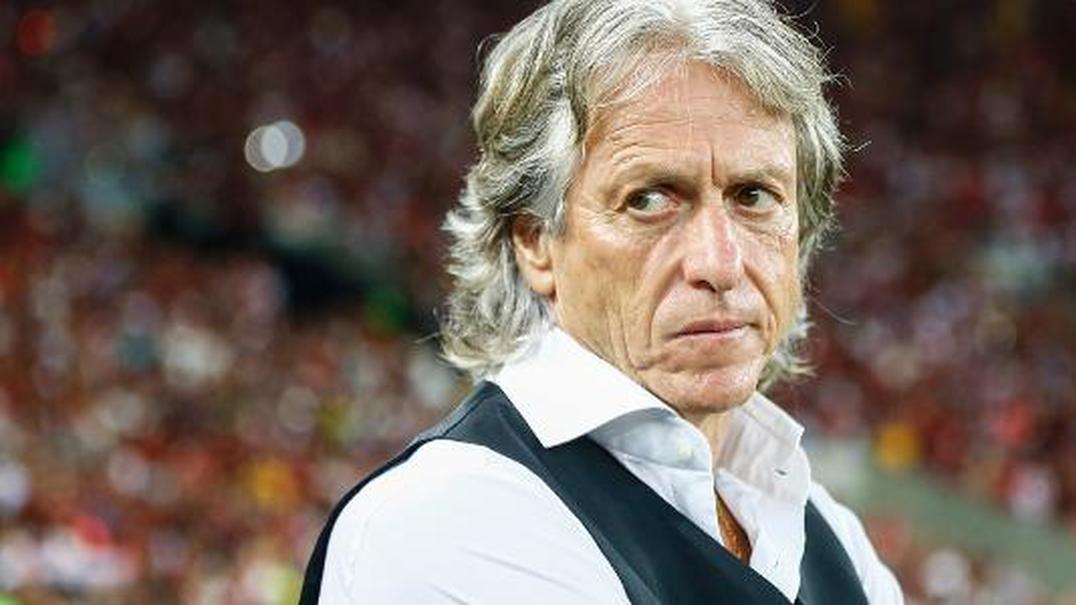 """Jorge Jesus: """"Mas qual Europa? Há treinadores ao pontapé, mas escolhe lá 5 bons"""""""