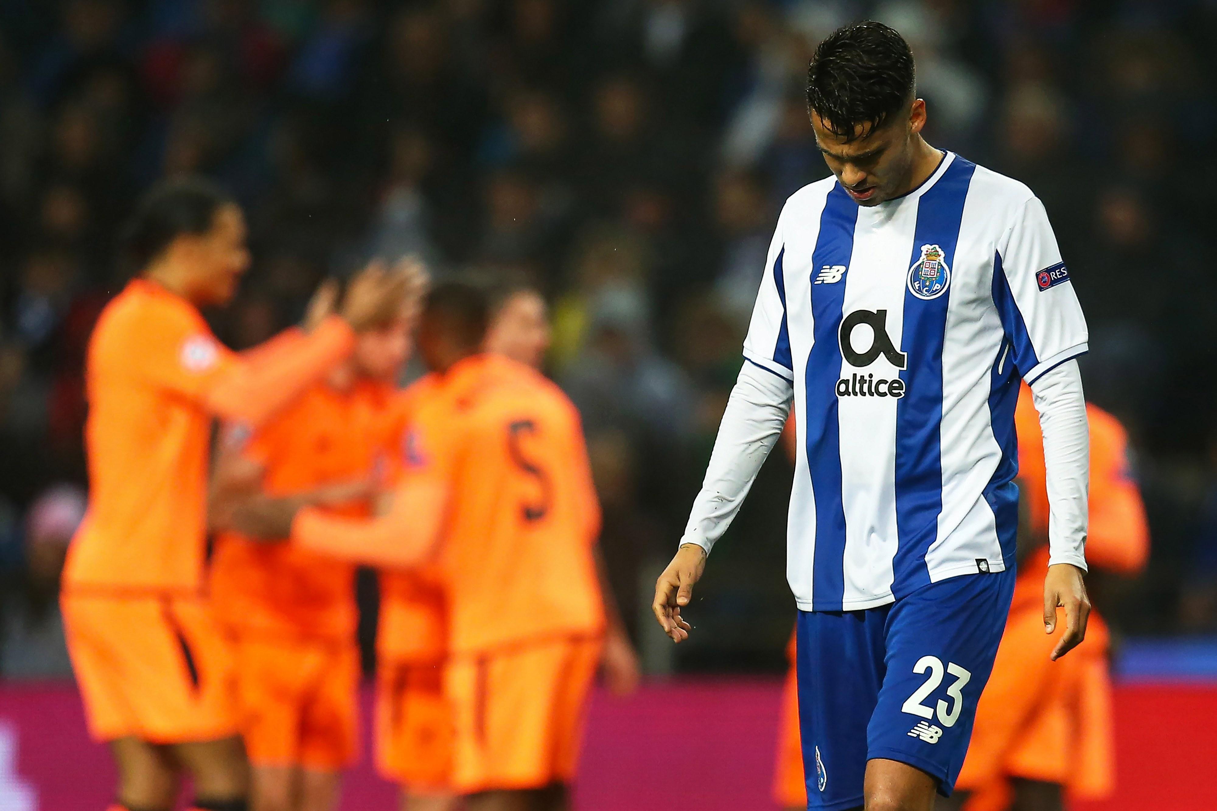 """Pinto da Costa revela que Diego Reyes """"já assinou por outro clube"""""""