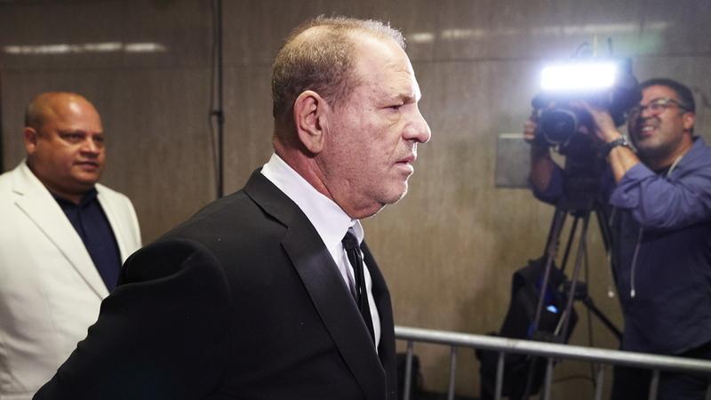 Psiquiatra dissipa 'mitos' sobre violação no julgamento de Harvey Weinstein