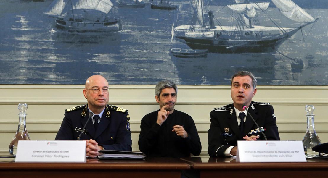 COVID-19: PSP e GNR vão intensificar fiscalização a partir de amanhã, operação de Páscoa já se saldou em 49 detenções