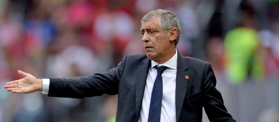 """Fernando Santos com discurso duro na vitória sobre Marrocos: """"É inexplicável"""""""