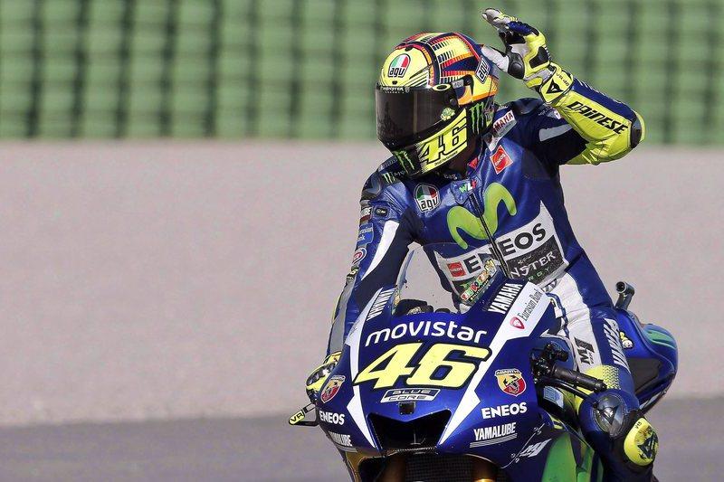 Rossi conquista na Holanda a primeira vitória do ano