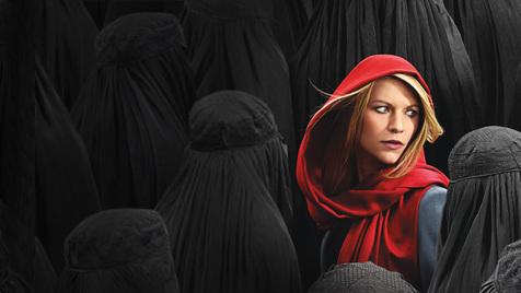 Carrie, a agente vermelha (?)
