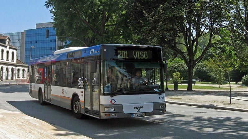 """STCP vai ter 188 autocarros """"verdes"""" até 2020. Investimento é de 47,5 milhões de euros"""