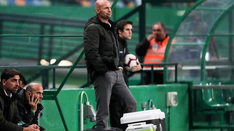 """Marcel Keizer: """"O Desportivo das Aves jogou muito bem e dificultou-nos a vida"""""""