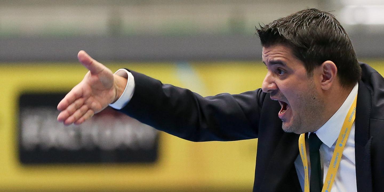 Nuno Dias vence treinador do ano de futsal