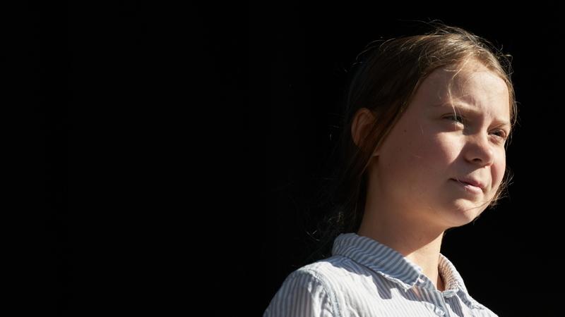 Greta Thunberg no parlamento português entre final do mês e início de dezembro