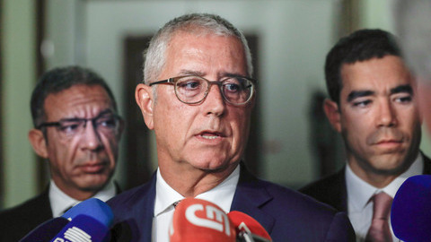 """Fernando Negrão diz que """"é preciso apostar na direção atual"""" do partido"""