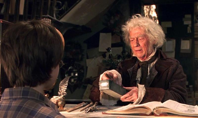 John Hurt Harry Potter