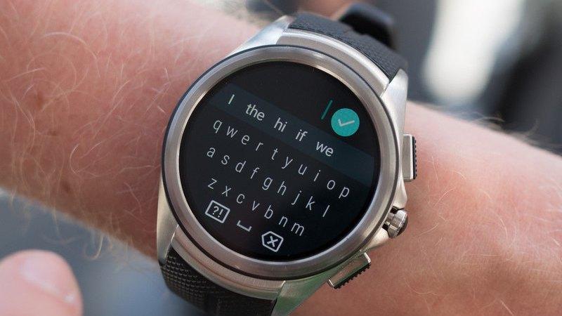 Google está a resolver o problema do teclado do Android Wear 2.0
