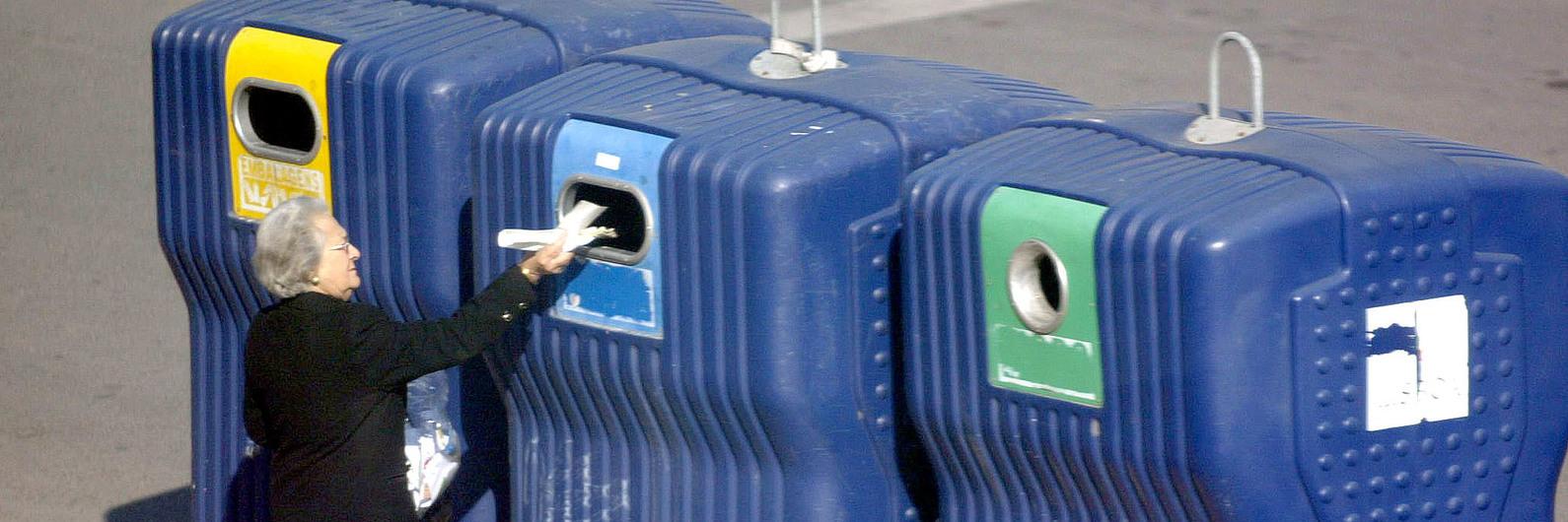 UE quer que Estados-membros reciclem 50% dos desperdícios até 2020