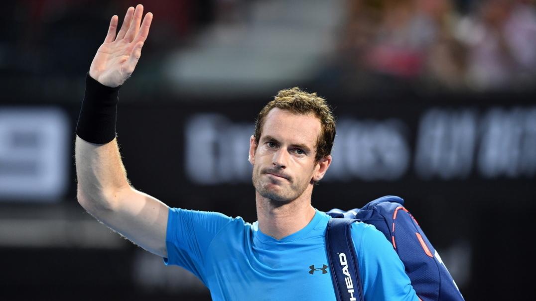 Vídeo de homenagem a Andy Murray