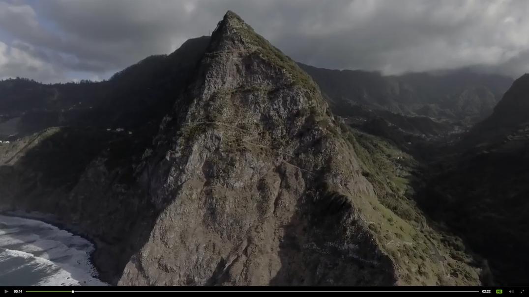 Um vídeo para descobrir a Madeira de uma forma diferente