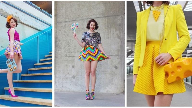 Os acessórios de moda da holandesa Rommy dão nas vistas. Quase apetece comer