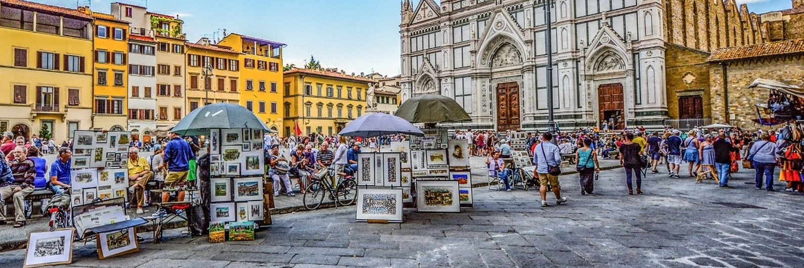 Florença: é surreal percorrer os mesmos caminhos que já foram de Da Vinci e Michelangelo