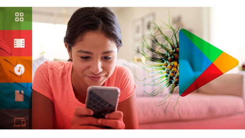 Meia centena de apps na Play Store com vírus