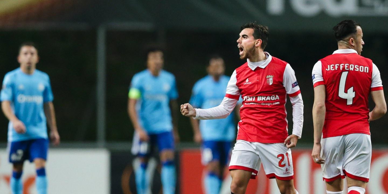 71 segundos e 21 passes: SC Braga explica jogada de laboratório no golo de Ricardo Horta frente ao Marselha