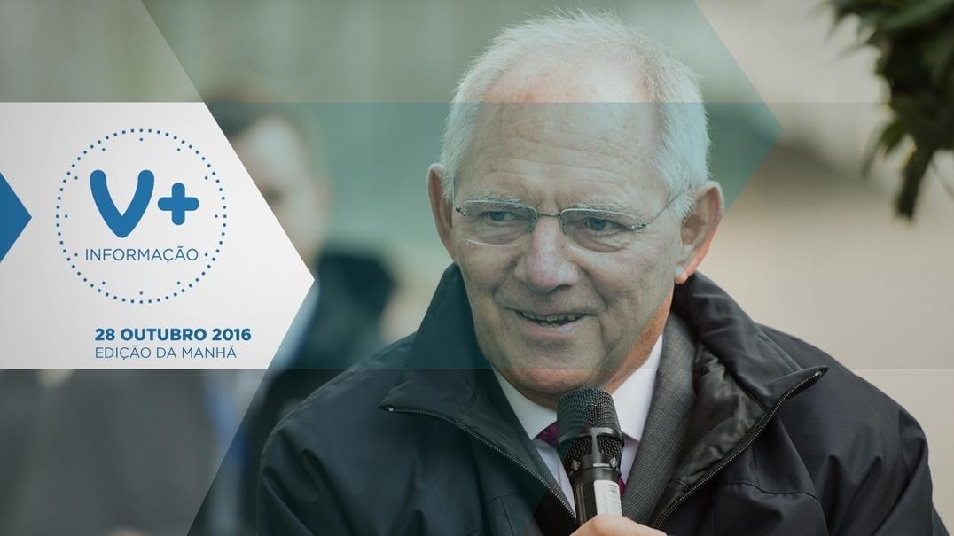 A resposta de Costa a Schäuble