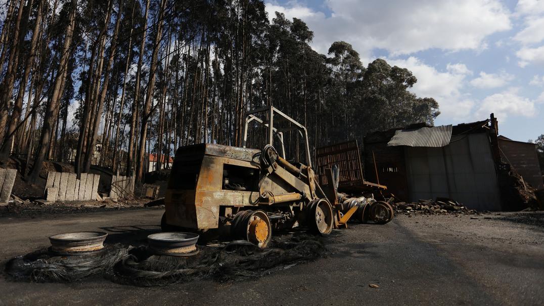 Um ano depois, serração de Castanheira de Pêra funciona a 100%