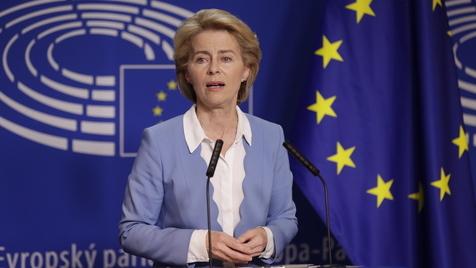 A nova Comissão Europeia