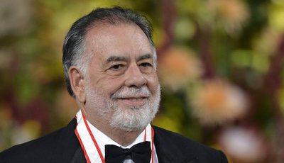 Francis Ford Coppola vai dominar os Óscares... com o seu vinho