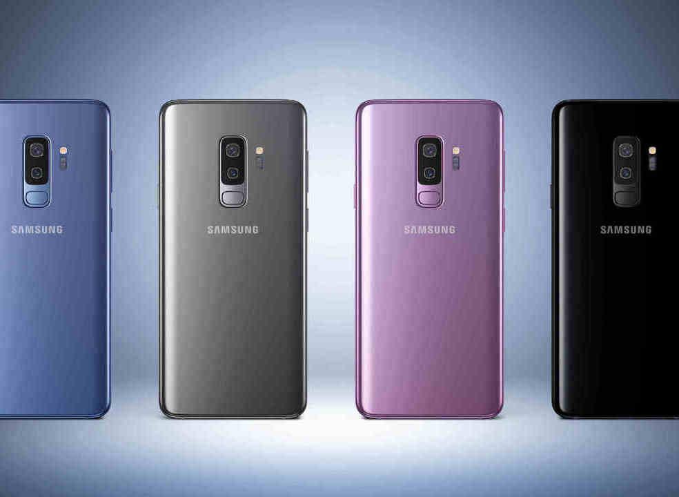 Samsung Galaxy S9 e S9+ já estão à venda em Portugal